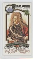 Duke of Marlborough