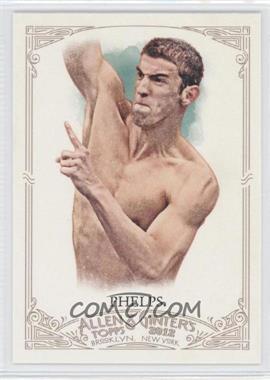 2012 Topps Allen & Ginter's #129 - Michael Phelps