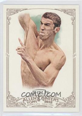 2012 Topps Allen & Ginter's #129 - Michael Phelps