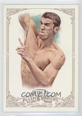 2012 Topps Allen & Ginter's #129 - Mike Phillips