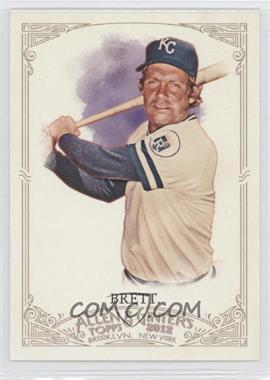 2012 Topps Allen & Ginter's #137 - George Brett