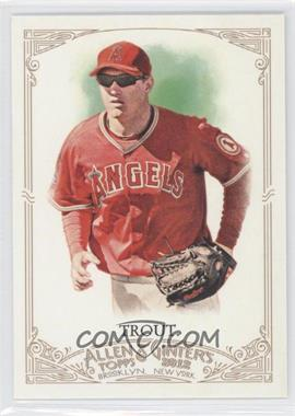 2012 Topps Allen & Ginter's #140 - Mike Trout