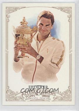 2012 Topps Allen & Ginter's #157 - Roger Federer