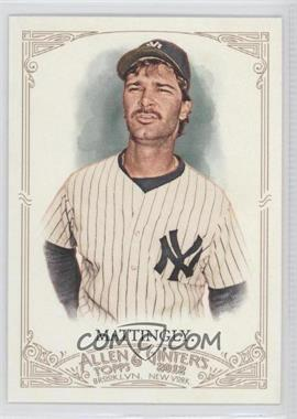 2012 Topps Allen & Ginter's #170 - Don Mattingly