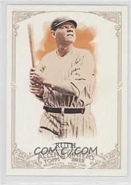 2012 Topps Allen & Ginter's #176 - Babe Ruth