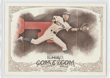 2012 Topps Allen & Ginter's #229 - Ichiro Suzuki