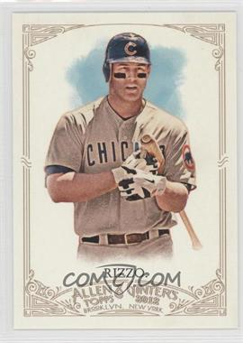 2012 Topps Allen & Ginter's #270 - Anthony Rizzo