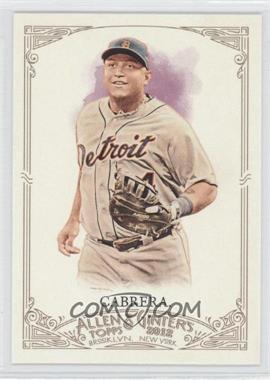 2012 Topps Allen & Ginter's #3 - Miguel Cabrera