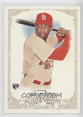 2012 Topps Allen & Ginter's #301 - Adron Chambers
