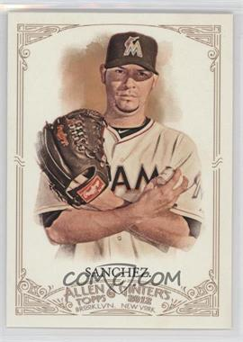 2012 Topps Allen & Ginter's #312 - Anibal Sanchez