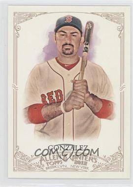 2012 Topps Allen & Ginter's #316 - Adrian Gonzalez