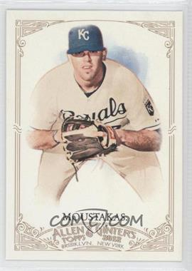 2012 Topps Allen & Ginter's #318 - Mike Moustakas