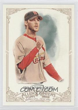 2012 Topps Allen & Ginter's #319 - Adam Wainwright