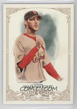 2012 Topps Allen & Ginter's #319 - Adam Wainwright