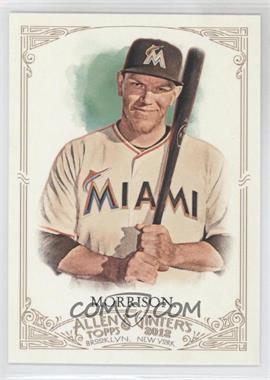 2012 Topps Allen & Ginter's #326 - Logan Morrison