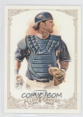 2012 Topps Allen & Ginter's #330 - Mike Napoli