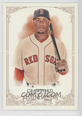 2012 Topps Allen & Ginter's #331 - Carl Crawford