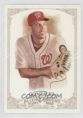 2012 Topps Allen & Ginter's #336 - Gio Gonzalez