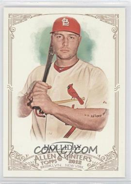 2012 Topps Allen & Ginter's #337 - Matt Holliday