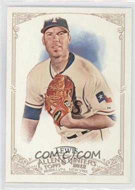 2012 Topps Allen & Ginter's #341 - Colby Lewis