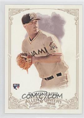 2012 Topps Allen & Ginter's #344 - Matt Dominguez