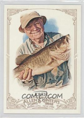 2012 Topps Allen & Ginter's #346 - Lefty Kreh