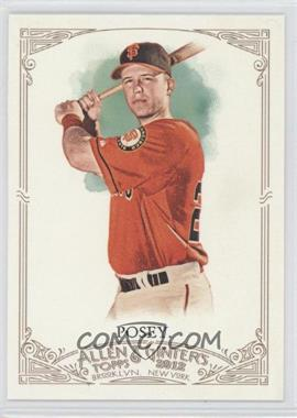 2012 Topps Allen & Ginter's #47 - Buster Posey