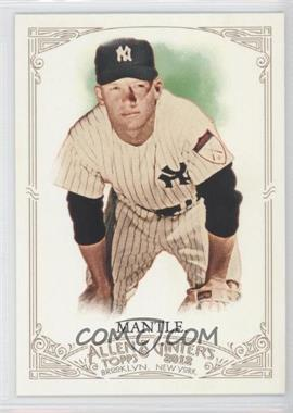 2012 Topps Allen & Ginter's #7 - Mickey Mantle