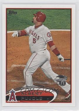 2012 Topps American League All-Star Team Blister Pack [Base] #AL1 - Albert Pujols