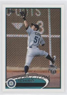 2012 Topps American League All-Star Team #AL10 - Ichiro Suzuki