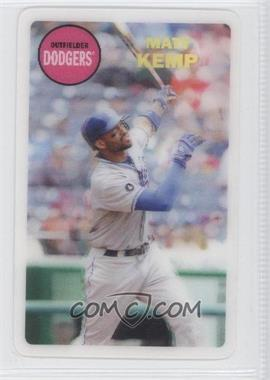 2012 Topps Archives - 1968 3D #MAKE - Matt Kemp