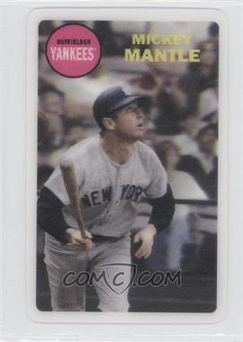 2012 Topps Archives - 1968 3D #MIMA - Mickey Mantle