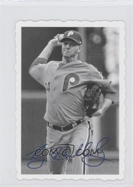 2012 Topps Archives - 1969 Deckle Edge #69DE-1 - Roy Halladay