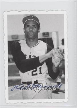 2012 Topps Archives - 1969 Deckle Edge #69DE-12 - Roberto Clemente