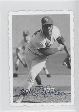 2012 Topps Archives - 1969 Deckle Edge #69DE-8 - Bob Gibson