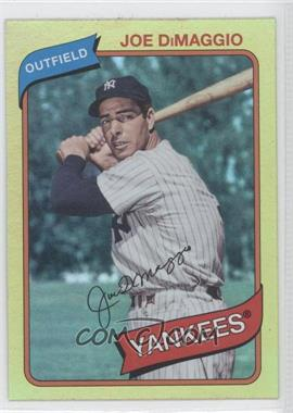 2012 Topps Archives - [Base] - Gold #138 - Joe DiMaggio
