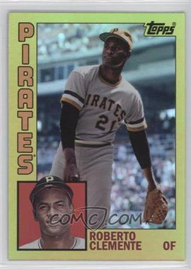 2012 Topps Archives - [Base] - Gold #185 - Roberto Clemente