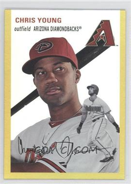 2012 Topps Archives - [Base] - Gold #23 - Chris Young