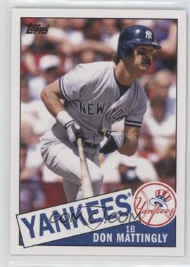 2012 Topps Archives - [Base] #201 - Don Mattingly