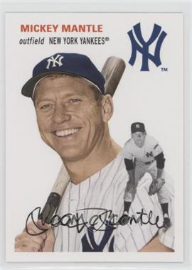 2012 Topps Archives - [Base] #22 - Mickey Mantle