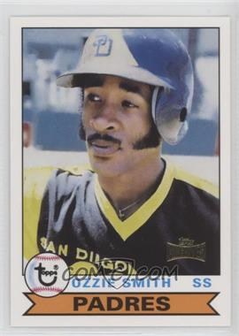 2012 Topps Archives - Reprint Inserts #116 - Ozzie Smith