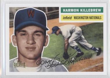 2012 Topps Archives - Reprint Inserts #164 - Harmon Killebrew