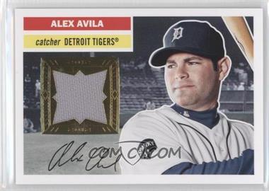 2012 Topps Archives 1956 Relics #56R-AA - Alex Avila