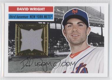 2012 Topps Archives 1956 Relics #56R-DW - David Wright