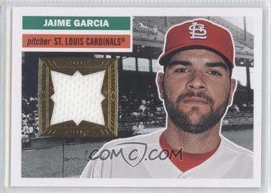 2012 Topps Archives 1956 Relics #56R-JG - Jaime Garcia