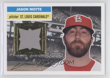 2012 Topps Archives 1956 Relics #56R-JM - Jason Motte