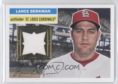 2012 Topps Archives 1956 Relics #56R-LB - Lance Berkman