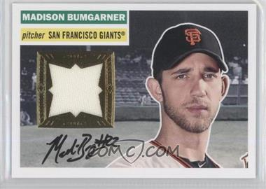 2012 Topps Archives 1956 Relics #56R-MB - Madison Bumgarner