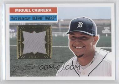 2012 Topps Archives 1956 Relics #56R-MC - Miguel Cabrera