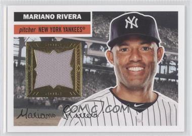2012 Topps Archives 1956 Relics #56R-MR - Mariano Rivera